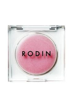 "Rodin Lip Balm ""I am helpless against anything that smells even slightly of jasmine, and this balm fits the bill. It's also hydrating without being greasy, and the lucite packaging is just so chic — much like its creator, Linda Rodin, who exudes charm, intelligence, and verve. Every time I apply it, I think of her and stand up a little straighter."" #refinery29 http://www.refinery29.com/expensive-beauty-products-editor-picks#slide-10"