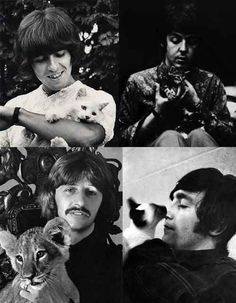 The Beatles at their cutest.