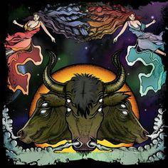 Celestial Evil Bulls