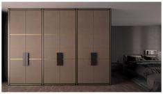 Sliding Wardrobe Designs, Wardrobe Interior Design, Bedroom Cupboard Designs, Wardrobe Design Bedroom, Bedroom Closet Design, Bedroom Furniture Design, Modern Wardrobe Designs, Latest Cupboard Designs, Wadrobe Design