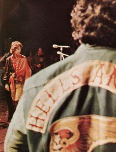 Mick Jagger at Altamint, Eat Tarantula
