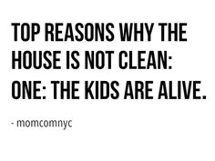 The kids are alive 😂 Funny Mom Memes, Funny Kids, Funny Quotes, Funny Stuff, Hilarious, Motherhood Funny, Mommy Humor, Words Quotes, Sayings