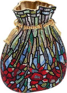 Вечерние сумочки от Judith Leiber.