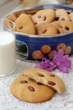 Печенье с медом и арахисом | Кулинарные рецепты от «Едим дома!»