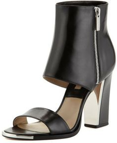Michael Kors Caitlin Ankle-Cuff Sandal on shopstyle.com