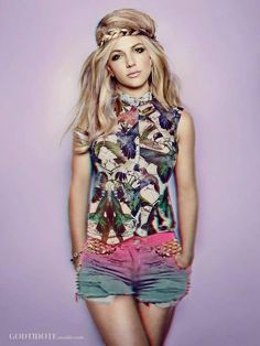 Britney Spears #Britney #Spears #bitch #britneyspears #glam #beautiful #singer #blonde
