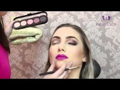 Maquiadora Profissional - YouTube