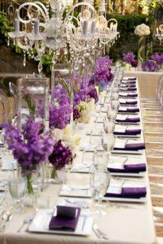 40 elegant plum purple wedding ideas 19