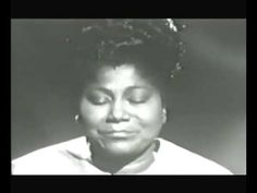 Mahalia Jackson :The Lord's Prayer Memories..My grandmother would play her records and sing while she baked..