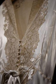 1920's lace  I love Lace  #Aloette