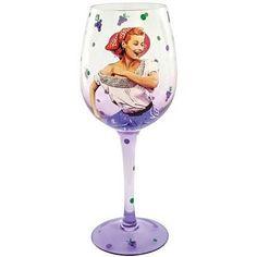 I think I need this wine glass...