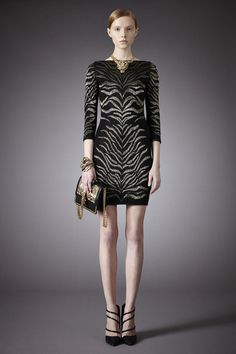 Roberto Cavalli Pre-Fall 2014 - Review - Fashion Week - Runway, Fashion Shows and Collections - Vogue