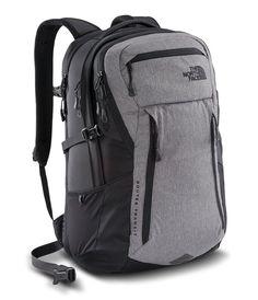 3885adfe4320 The North Face Router Transit Laptop Backpack - TSA Friendly - 41L - Zinc  Grey