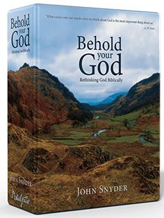 Behold Your God: Rethinking God Biblically (13 DVD Set and Teacher's Guide)  http://www.videoonlinestore.com/behold-your-god-rethinking-god-biblically-13-dvd-set-and-teachers-guide/