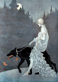 Marjorie Miller: Queen of the night.