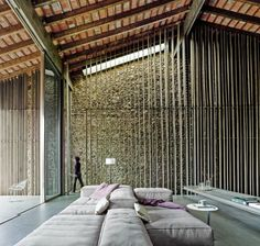 RCR arquitectes, Hisao Suzuki, Eugeni Pons · Entremuros House