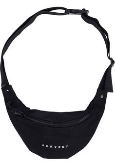 Forvert Leon Hip-Bag flannel-black   Titus Onlineshop