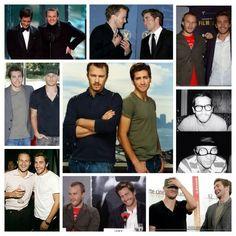Heath Ledger and Jake Gyllenhaal - Actors