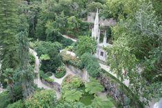 Quinta Da Regaleira | Quinta da Regaleira em Sintra Portugal