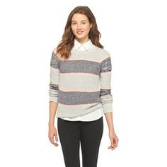 Long Sleeve Pullover Sweater - Mossimo Supply Co. $6.98 clearance