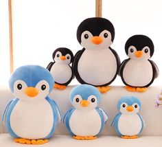 New Hot 20-45cm Plush Toys Penguin Doll Cute Christmas. Birthday.festivalbest…