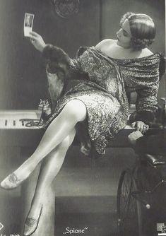 Les Espions, Fritz Lang, 1928