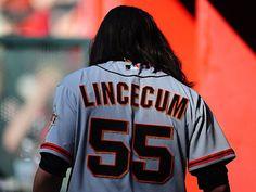 Tim Lincecum - San Francisco Giants