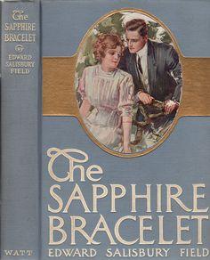 C B FallsField, Edward Salisbury--Sapphire Bracelet--W. J. Watt, 1910