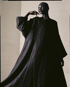 Alek Wek 2000 ©Wendelien Daan