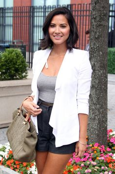 Olivia Munn I also want this outfit of yours.