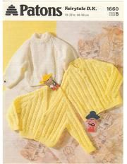 Patons 4500 Sweaters and Cardigans