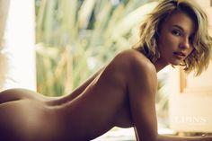 Рейчел Ямпольски / Rachel Yampolsky nude by Ben Tsui - Lions Magazine