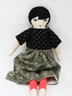 Handmade Lumi doll - every kid needs a few dolls, right?!