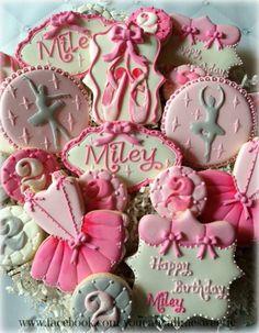 Ballet cookies