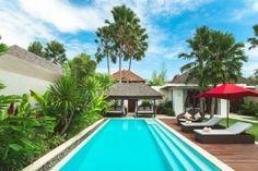 Chandra Bali Villas - Near Gado Gado Beach - Seminyak Indoor Outdoor Bathroom, Outdoor Decor, Vacation Villas, Luxury Villa, Nice View, Serenity, Bali, Swimming Pools, Relax