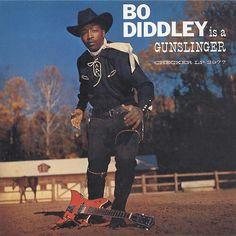 Bo Diddly is a Gunslinger