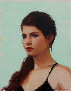 Devon Rodriguez, Ali, 2016, Abend Gallery