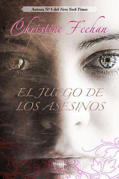 """""""SOLDADOS FANTASMA"""" #5 - El juego de los asesinos // Christine Feehan (Ediciones Urano)"""