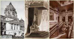 Budavári Palota montázs Buda Castle, Hungary, Painting, Painting Art, Paintings, Painted Canvas, Drawings