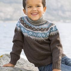 Katalog Nr 1612 - Viking of Norway Boys Sweaters, Winter Sweaters, Knitting For Kids, Baby Knitting, Crochet Books, Knit Crochet, Baby Barn, Fair Isles, Winter Gear