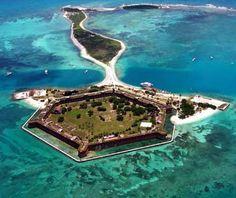 Dry Tortugas National Park, Florida Keys