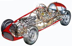 Last week we brought you Cutaway Drawings of Ferrari's road and race cars. Today we would like to highlight specifically Ferrari's Formula 1 cars from 1948 to The majority of year… Ferrari F1, Cutaway, Sport Cars, Race Cars, F12 Berlinetta, Car Posters, Vintage Race Car, Car Drawings, Car Car