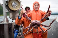 Keep the young fishermen in your family covered and well protected with the children's Clipper Fishing Jacket. Made from mid-weight PVC-coated polyester/cotton material for waterproof protection with easy movement — even in cold temperatures. Hooded Parka, Fishing Outfits, Gears, Hoods, Jackets, Animals, Dressing Up, Down Jackets, Cowls