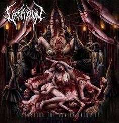 Brutal/Slam Death Metal | Page 394 | Ultimate Metal - Heavy Metal ... Music Artwork, Metal Artwork, Creepy Horror, Horror Art, Extreme Metal, Metal Albums, Heavy Metal Music, Horror Movie Posters, Metalhead