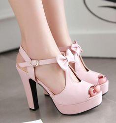 $34.27 (Buy here: https://alitems.com/g/1e8d114494ebda23ff8b16525dc3e8/?i=5&ulp=https%3A%2F%2Fwww.aliexpress.com%2Fitem%2FSandalias-Mujer-Women-sandals-New-2016-summer-open-toe-Gladiator-sandals-platform-thin-heels-high-heels%2F32635517878.html ) Sandalias Mujer Women sandals New 2016 summer open toe Gladiator sandals platform thin heels high heels shoes white pink heels for just $34.27