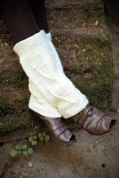 Branch Legwarmers - Knitting Patterns and Crochet Patterns from KnitPicks.com
