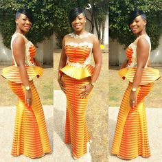@ammaantwiwaa Adepa u wore this *Nhyira*piece so well