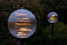 Sort udendørslampe med LED til din indgang elle havesti