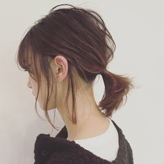 【HAIR】三好 佳奈美さんのヘアスタイルスナップ(ID:349869)