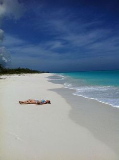 Great Exuma house rental - Relax on one of many gorgeous beaches - all by yourself!